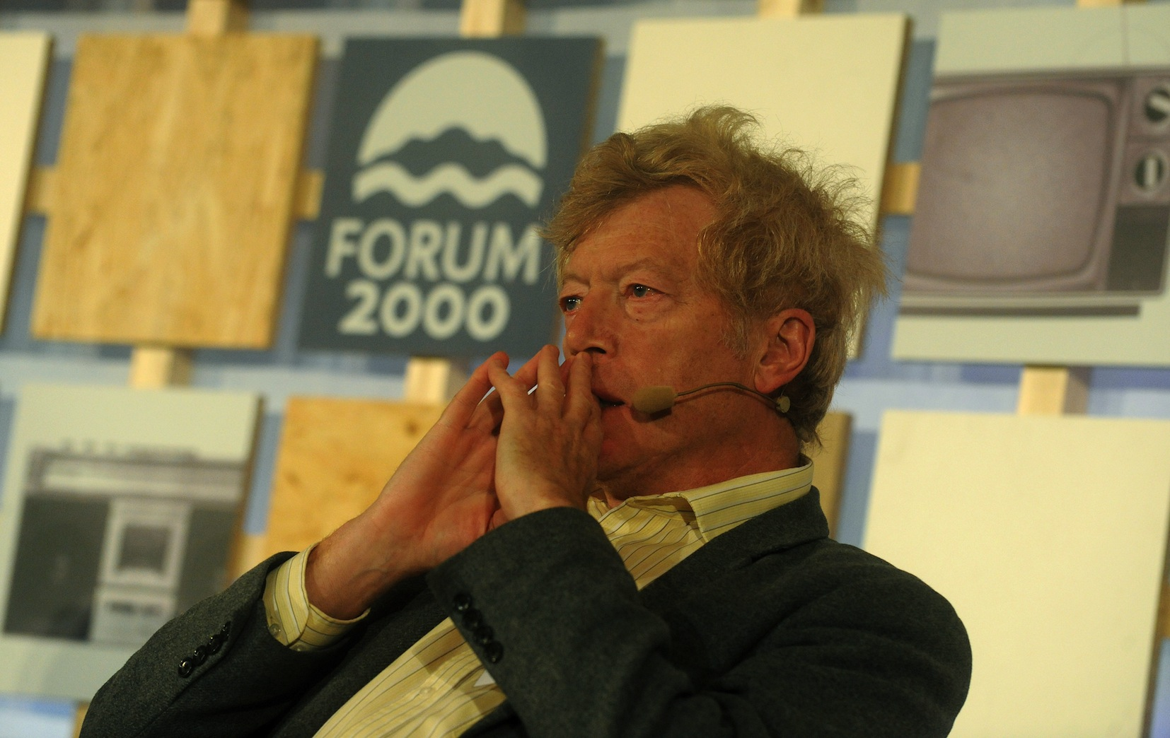 The religion of Roger Scruton