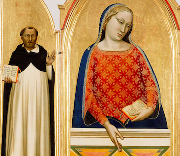 Why did Gabriel honour Mary? St Thomas Aquinas explains