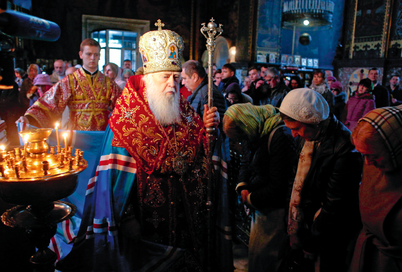 Where next for Ukraine's new Orthodox Church?
