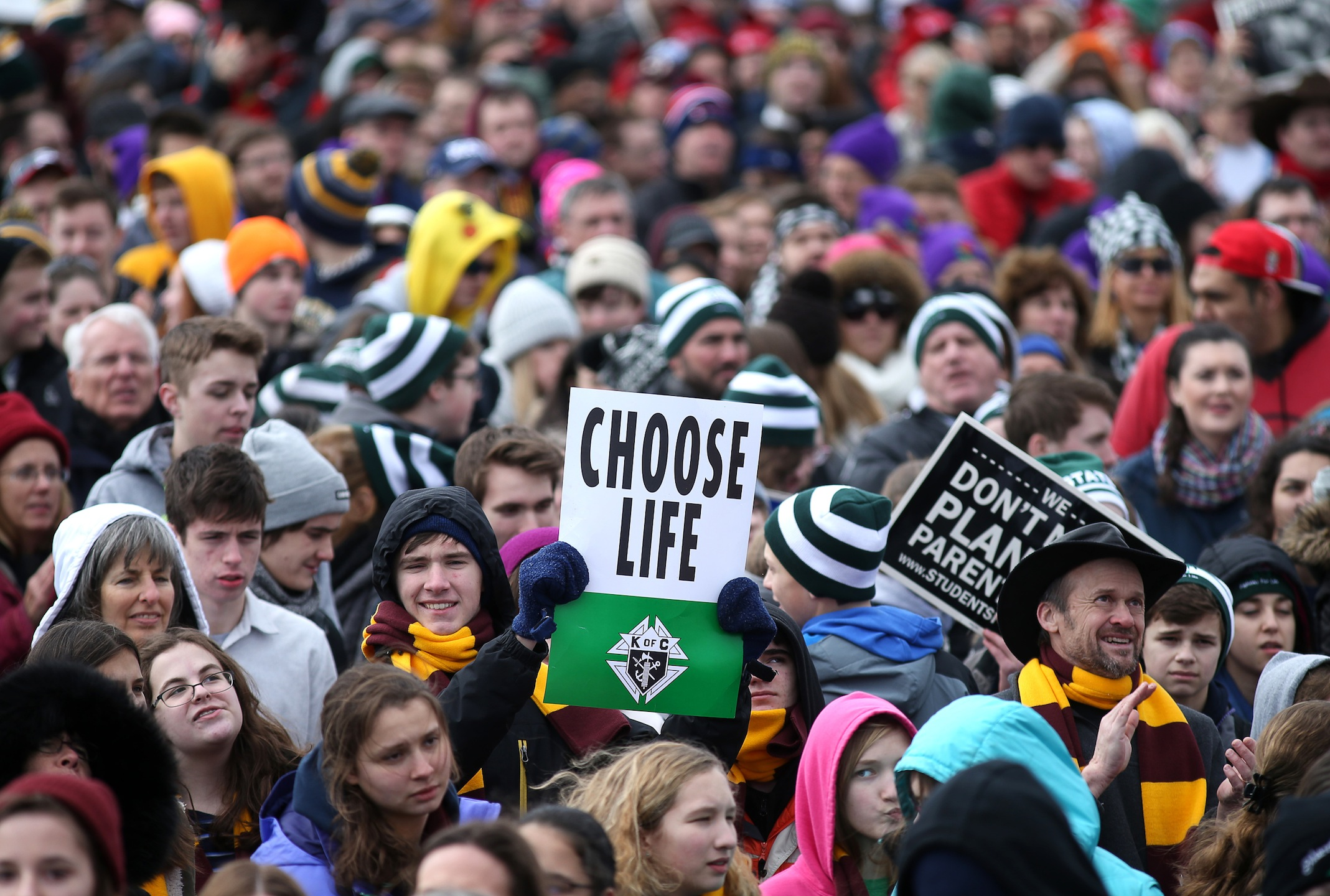 The secret behind the success of the March for Life
