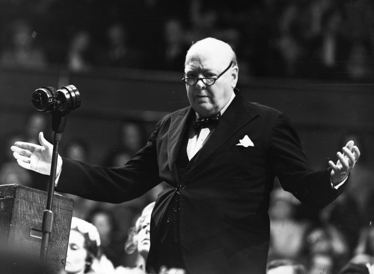 Do we need another Churchill biography?
