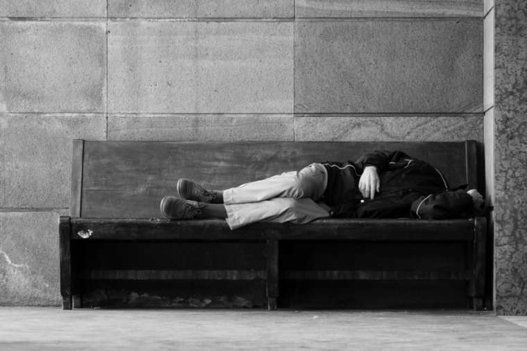 How the Catholic Church is helping London's new homeless